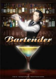 Cover der TV-Serie Bartender
