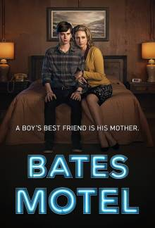 Cover der TV-Serie Bates Motel