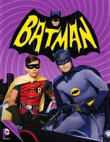 Cover von Batman (Serie)