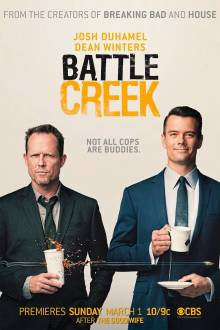 Cover der TV-Serie Battle Creek