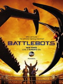 BattleBots Serien Cover
