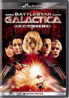 Cover der TV-Serie Battlestar Galactica