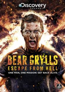 Cover der TV-Serie Bear Grylls: Escape From Hell