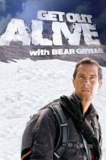 Cover von Bear Grylls: Get Out Alive (Serie)
