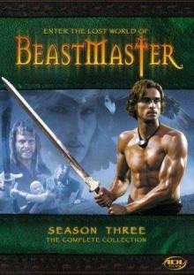 Cover von Beastmaster – Herr der Wildnis (Serie)