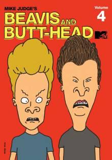Cover von Beavis und Butt-Head (Serie)