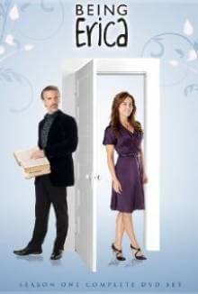 Cover der TV-Serie Being Erica – Alles auf Anfang