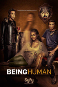 Cover der TV-Serie Being Human US