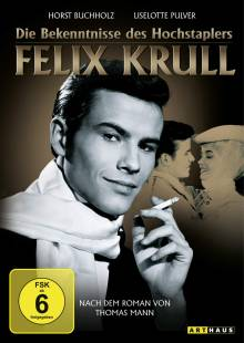 Cover von Bekenntnisse des Hochstaplers Felix Krull (Serie)