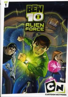Cover von Ben 10: Alien Force (Serie)