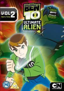 Cover von Ben 10: Ultimate Alien (Serie)