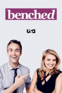 Cover der TV-Serie Benched