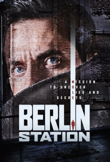 Berlin Station Serien Cover