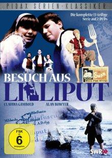 Cover von Besuch aus Liliput (Serie)