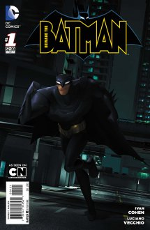 Cover der TV-Serie Beware the Batman