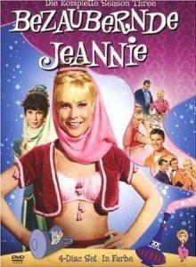 Cover von Bezaubernde Jeannie (Serie)