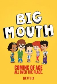 Big Mouth Serien Cover
