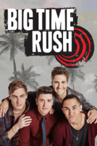 Cover Big Time Rush, Poster