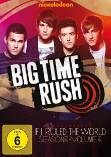 Cover der TV-Serie Big Time Rush