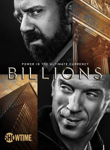 Cover der TV-Serie Billions