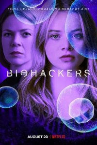 Poster, Biohackers Serien Cover
