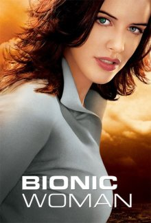 Cover der TV-Serie Bionic Woman