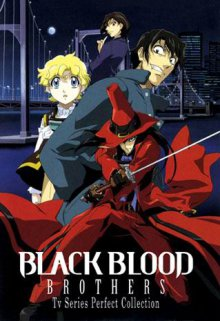 Cover von Black Blood Brothers (Serie)