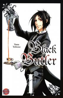 Cover der TV-Serie Black Butler
