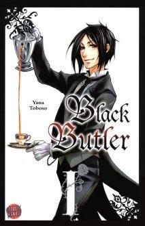 Cover von Black Butler (Serie)