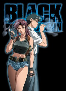 Cover der TV-Serie Black Lagoon