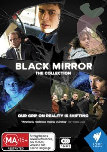 Cover der TV-Serie Black Mirror