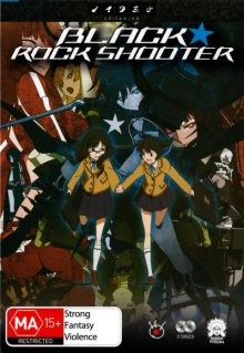 Cover der TV-Serie Black Rock Shooter