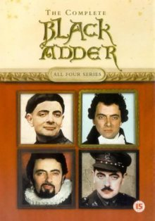 Cover der TV-Serie Blackadder