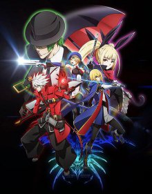 Cover der TV-Serie BlazBlue: Alter Memory