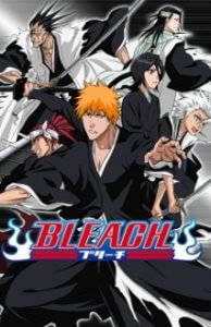 Cover der TV-Serie Bleach