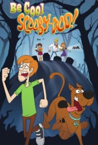 Bleib cool, Scooby-Doo! Serien Cover