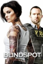 Blindspot Serien Cover