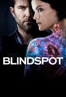 Cover von Blindspot (Serie)