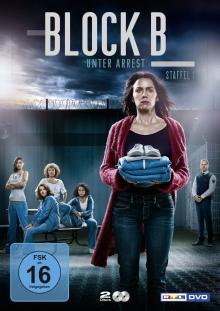 Cover von Block B - Unter Arrest (Serie)