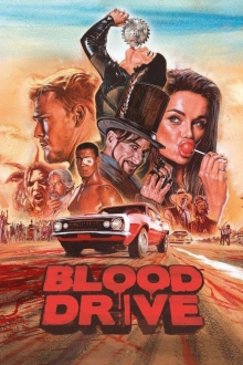 Cover von Blood Drive (Serie)