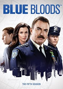 Cover der TV-Serie Blue Bloods - Crime Scene New York
