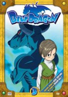 Cover von Blue Dragon (Serie)