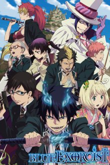 Cover von Blue Exorcist (Serie)