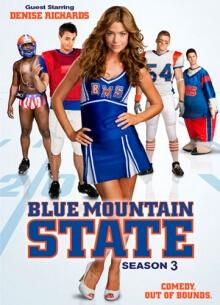 Cover von Blue Mountain State (Serie)