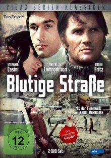 Cover von Blutige Straße (Serie)