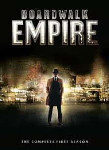 Cover der TV-Serie Boardwalk Empire
