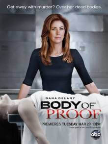 Cover Body of Proof, Body of Proof