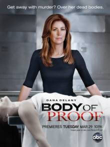 Cover von Body of Proof (Serie)