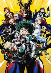 Boku no Hero Academia Cover, Poster, Boku no Hero Academia DVD