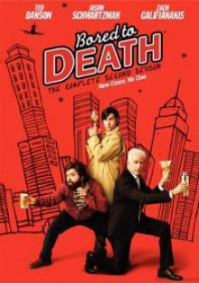 Cover der TV-Serie Bored to Death